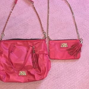 2 JUICY COUTURE BAGS